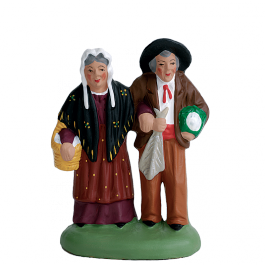 7007 - Le couple de vieux - Collection 7cm
