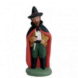 7009 - Le brigand - Collection 7cm