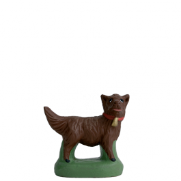 7020 - Le chien - Collection 7cm