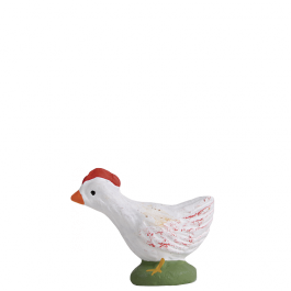 7021 - La poule - Collection 7cm