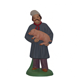 7060 - L'homme au cochon - Collection 7cm