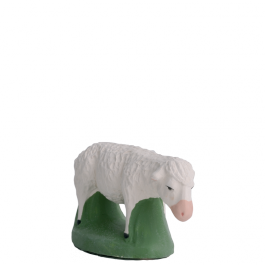 7082 - Le mouton broutant - Collection 7cm