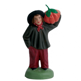 7096 - L'homme à la courge - Collection 7cm