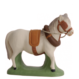 7197 - Le cheval de trait - Collection 7cm