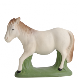 7198 - Le cheval de camargue - Collection 7cm