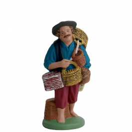 7199 - Le porteur de paniers - Collection 7cm