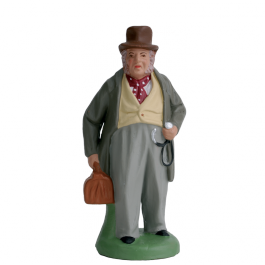 7207 - Le docteur de campagne - Collection 7cm