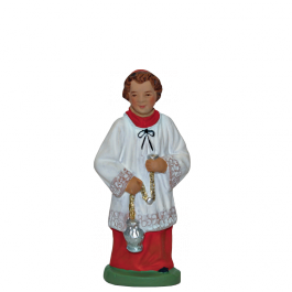 7265 - L'enfant de choeur - Collection 7cm