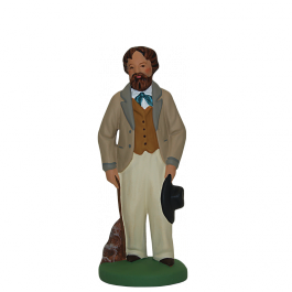7296 - Alphonse Daudet - Collection 7cm