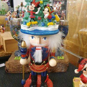 casse-noisette chapeau sapin mickey minnie