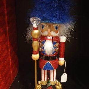 casse-noisettes soldat chapeau bleu hollywood kurt s. adler