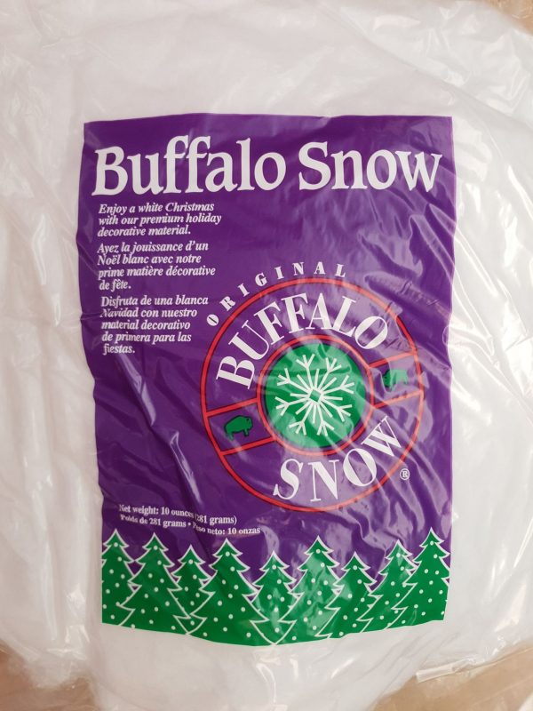 buffalo snow neige artificielle
