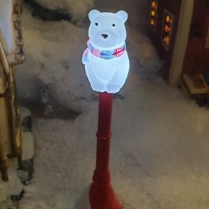 lampadaire ourson lemax