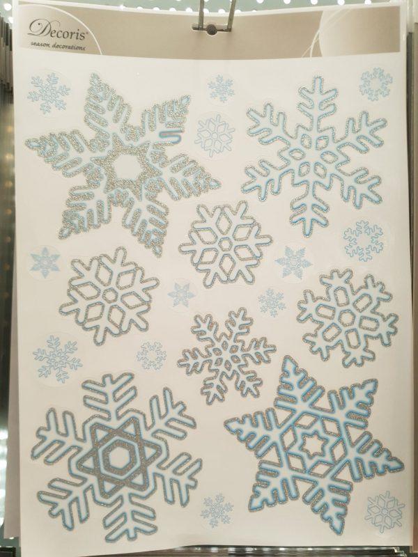 stickers flocons de neige