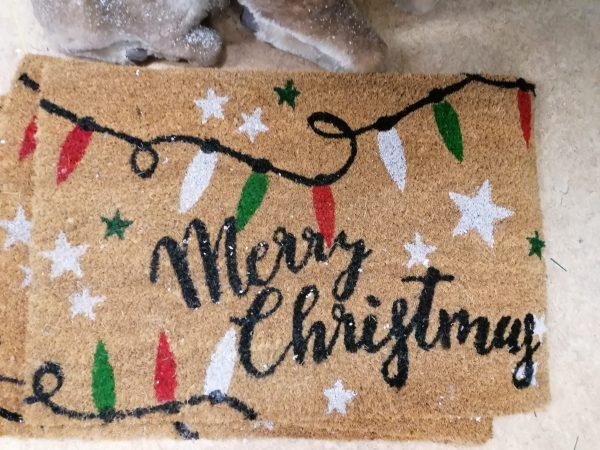 paillasson merry christmas